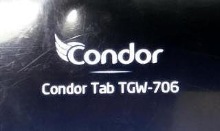 Condor TGW-706 loaders + Firmware.img (logo III)