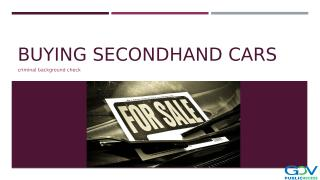 Buying Secondhand Cars.pptx