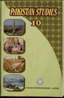13 PTB _ Pakistan Studies_ ( class 10th )_Bashir Ahmed_2004_Ed 1st _ Impression 1st.pdf