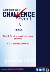 The 3 Es of a positive team culture # 3 – ENVIRONMENT.pptx