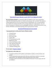 Recycled Plastics Market.pdf