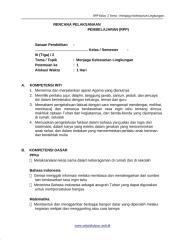[9] RPP SD KELAS 3 SEMESTER 2 - Menjaga Kelestarian Lingkungan www.sekolahdasar.web.id.docx