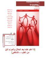 Surgery Library Abdominal_trauma__UPdate_