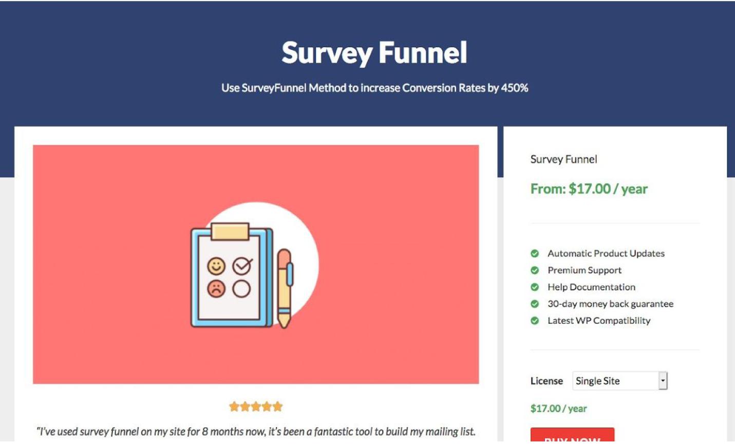 Survey Funnel