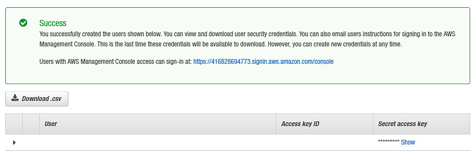 SMTP Using Amazon SES