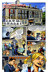 Spider-man - Fight at the museum [2009.09 - The Amazing Spider-man #600].cbz