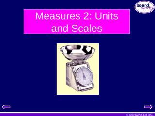 KS3 Measures 2.ppt