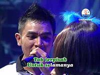 Prasasti Cinta Gerry Feat Tasya Rosmal
